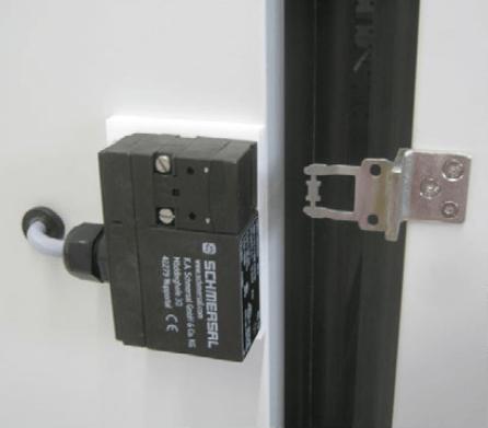 Elektromechanische Türverriegelung