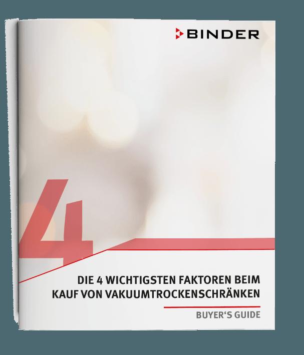 Buyer's Guide Vakuumtrockenschrank