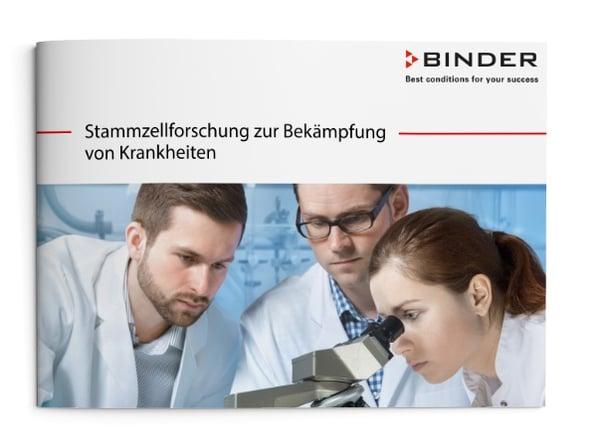 Stammzellforschung zur Bekämpfung von Krankheiten
