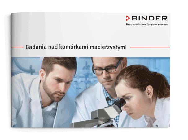 Badania nad komórkami macierzystymi