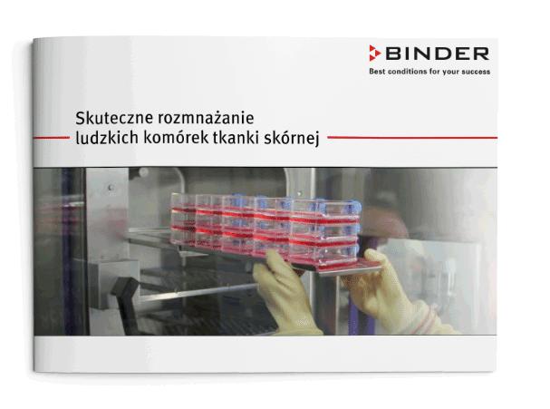 Skuteczne rozmnażanie ludzkich komórek tkanki skórnej