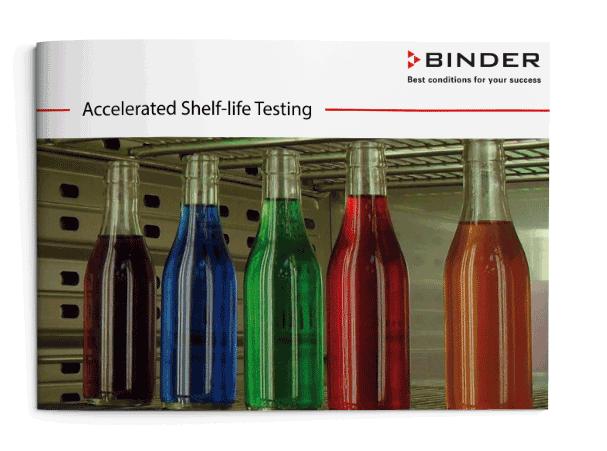 Accelerated shelf-life testing